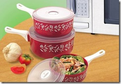 Microwave Food Container Set3