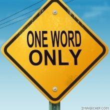 Talmud one word3