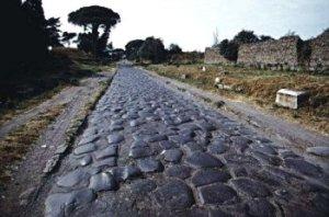 דרך רומאית.